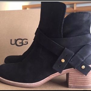 NWT ELORA UGG BOOTIES NEW IN BOX 9.5